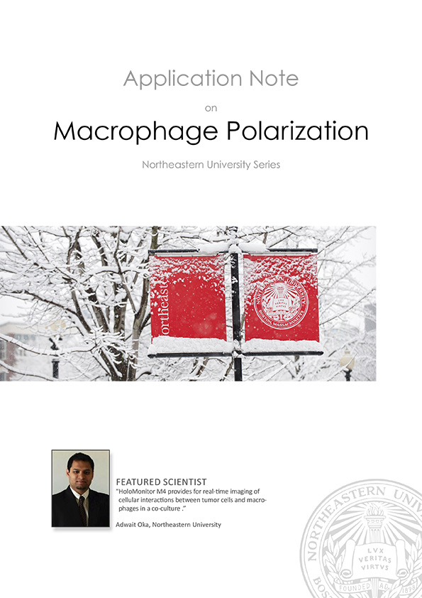 HoloMonitor Macrophage Polarization