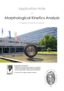 HoloMonitor Morphological Kinetics Analysis