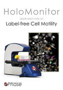 HoloMonitor Label-Free Cell Motility