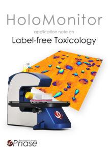 HoloMonitor Label-Free Toxicology