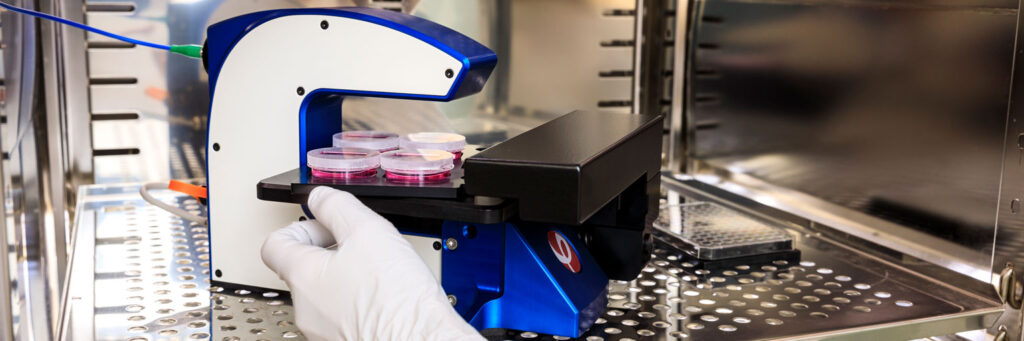 HoloMonitor M4: A live cell imaging system for cell incubators or hypoxia chambers