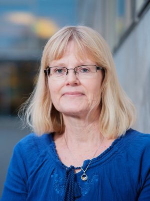 Anette Gjörloff Wingren, Malmö University