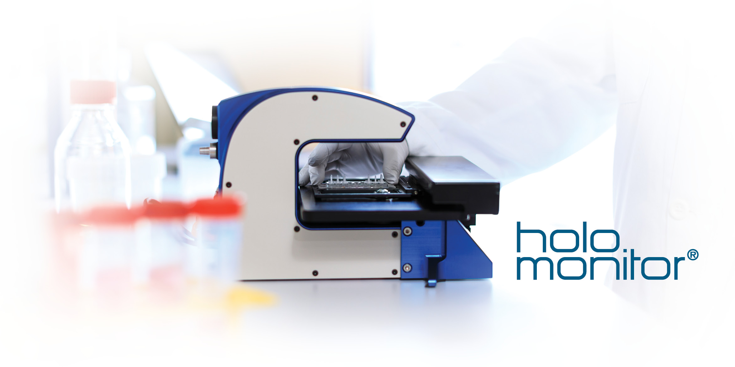 The HoloMonitor M4 live cell imager