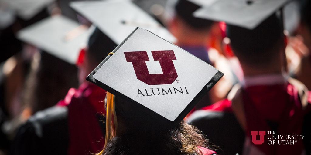 Commencement at University of Utah