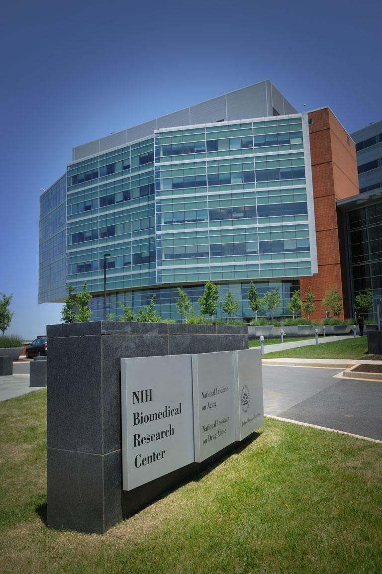 NIA Building Baltimore