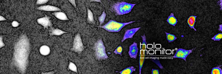 HoloMonitor live cell imaging applications & assays